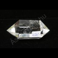 Hegyikristály egyedi csiszolt dupla csúcs 4240