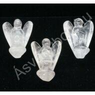 Hegyikristály közép angyal figura