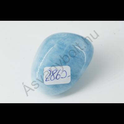 Akvamarin egyedi marokkő 2860