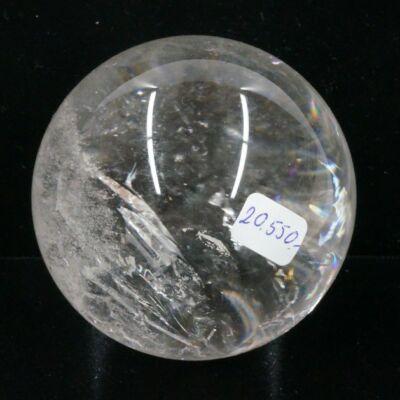Hegyikristály egyedi golyó 20550