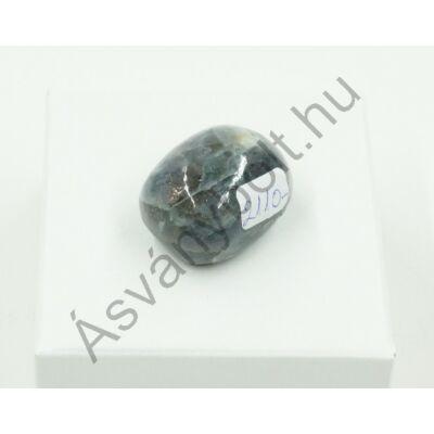 Kordierit-Iolit egyedi kő 2110