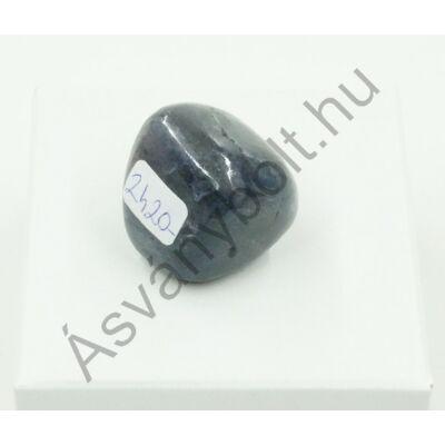 Kordierit-Iolit egyedi kő 2420