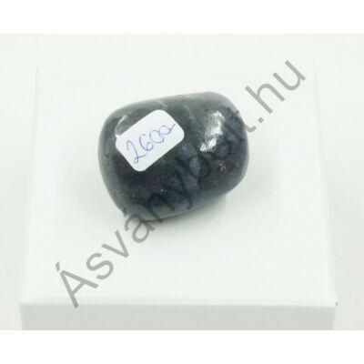 Kordierit-Iolit egyedi kő 2600