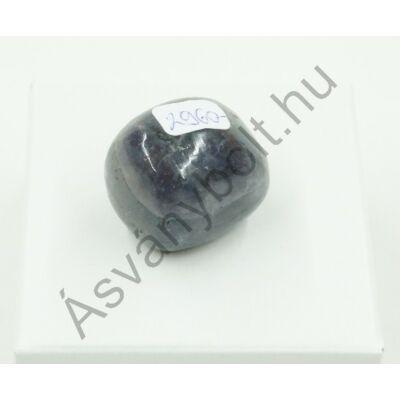 Kordierit-Iolit egyedi kő 2960