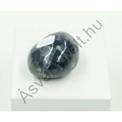 Kordierit-Iolit egyedi kő 4010