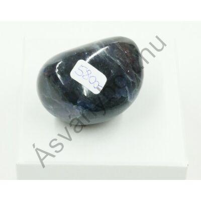 Kordierit-Iolit egyedi kő 5800