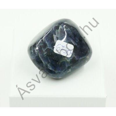 Kordierit-Iolit egyedi kő 6730