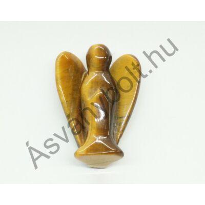 Tigrisszem nagy angyal figura
