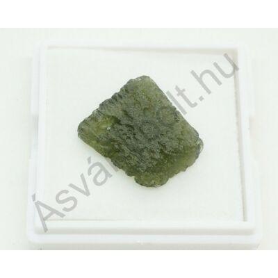 Moldavit természetes meteorit 21700