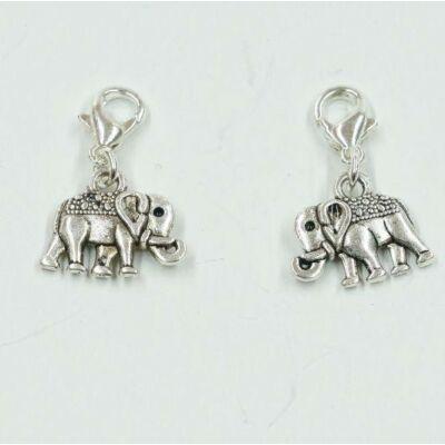Elefánt kapcsolható függő